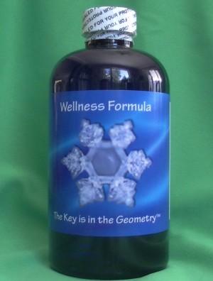 Wellness Structured Scalar Water