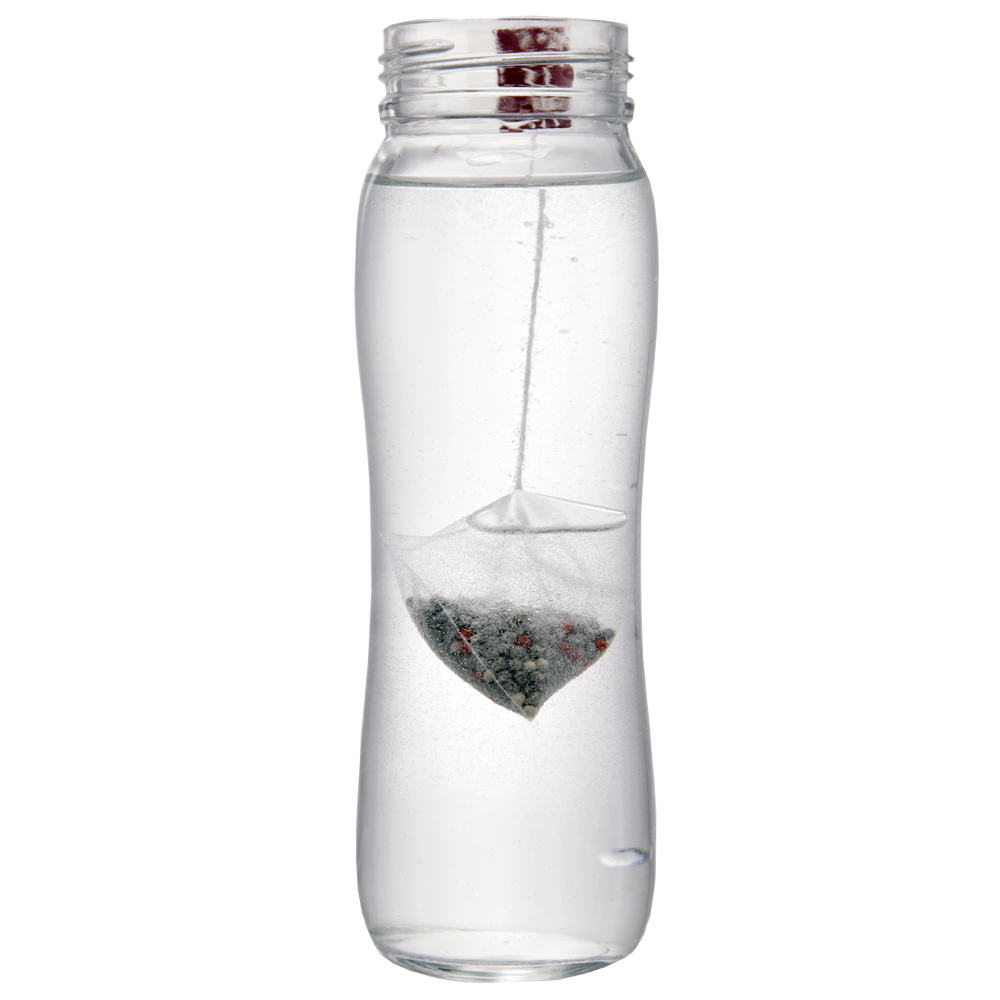 The Cerragizer is a tea bag full of Cerra-Ceramics which creates alkaline anti-oxidant water. Put a Cerragizer inside any bottled or clean water to create alkaline anti-oxidant water just like the Cerra Pitcher. Perfect when out of the house the Cerragizer allows you to create alkaline water anywhere.